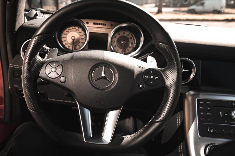 2010 Mercedes-Benz SLS AMG 47