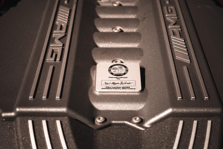 2010 Mercedes-Benz SLS AMG 52