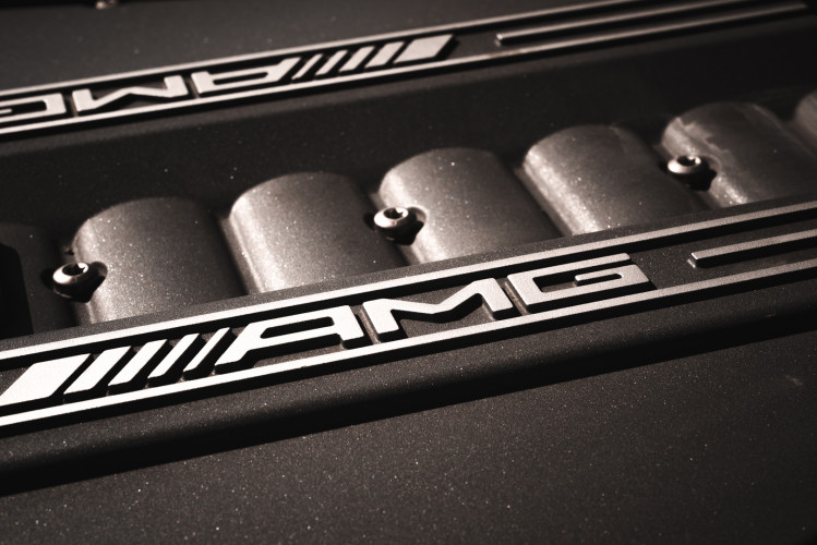 2010 Mercedes-Benz SLS AMG 51