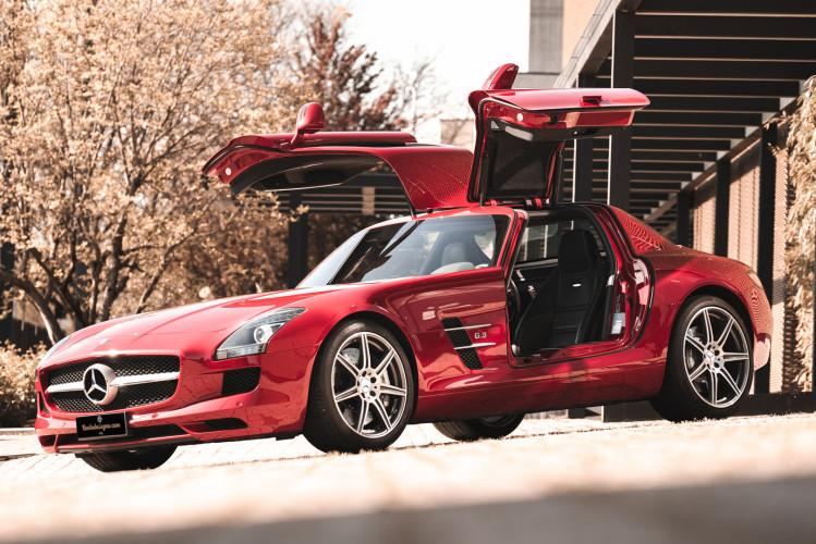 2010 Mercedes-Benz SLS AMG 0