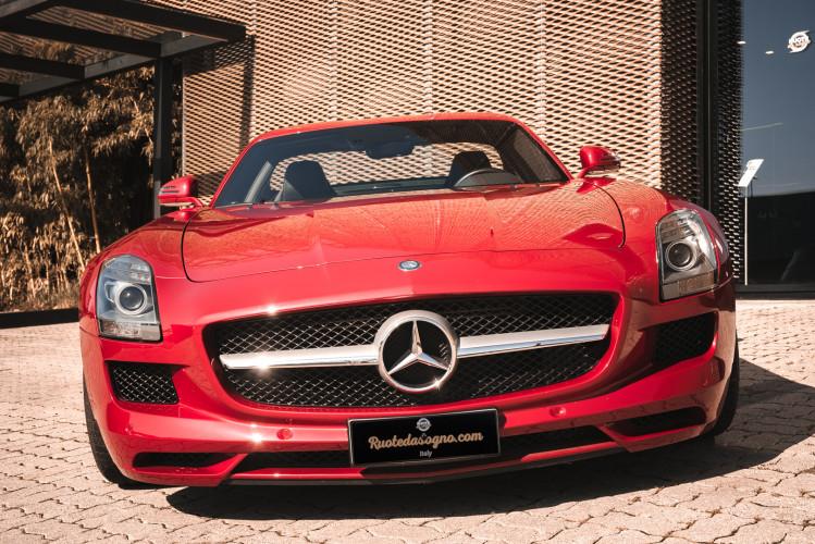 2010 Mercedes-Benz SLS AMG 10