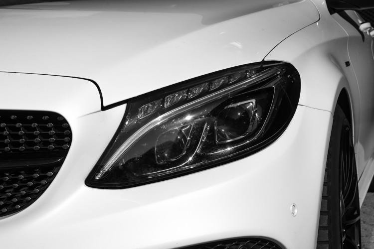 2017 Mercedes-Benz C450 AMG SW 8