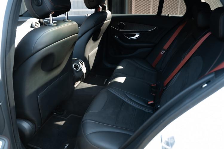 2017 Mercedes-Benz C450 AMG SW 29