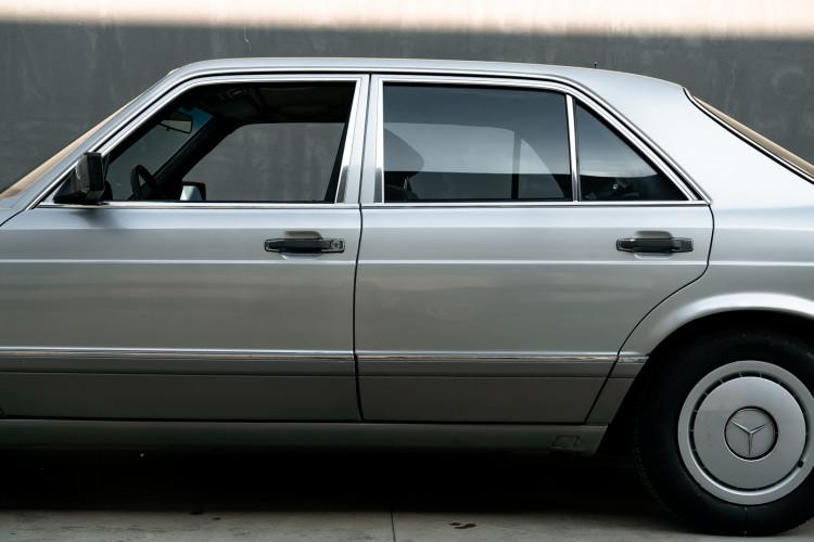 1987 Mercedes-Benz 420 SE 12