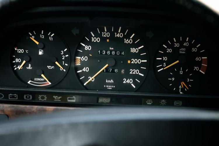 1987 Mercedes-Benz 420 SE 23