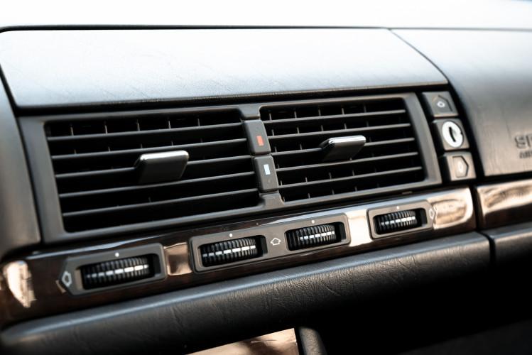 1995 Mercedes-Benz S500 Coupé 36