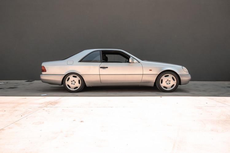 1995 Mercedes-Benz S500 Coupé 0