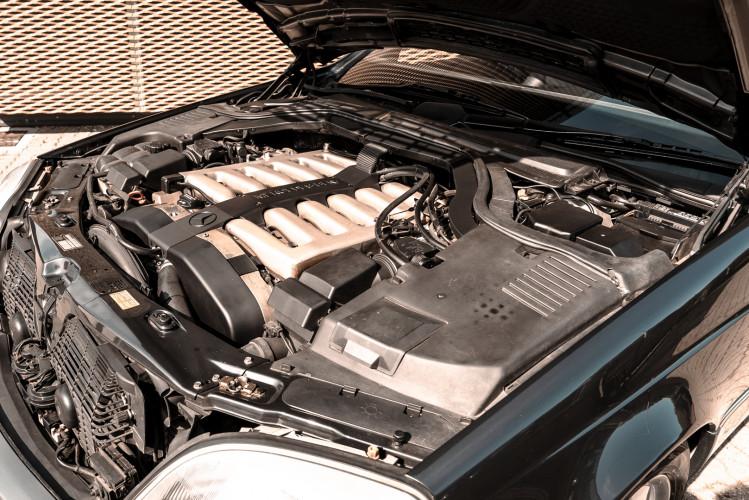 1994 Mercedes-Benz S 600 Coupé 35
