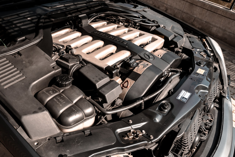 1994 Mercedes-Benz S 600 Coupé 34