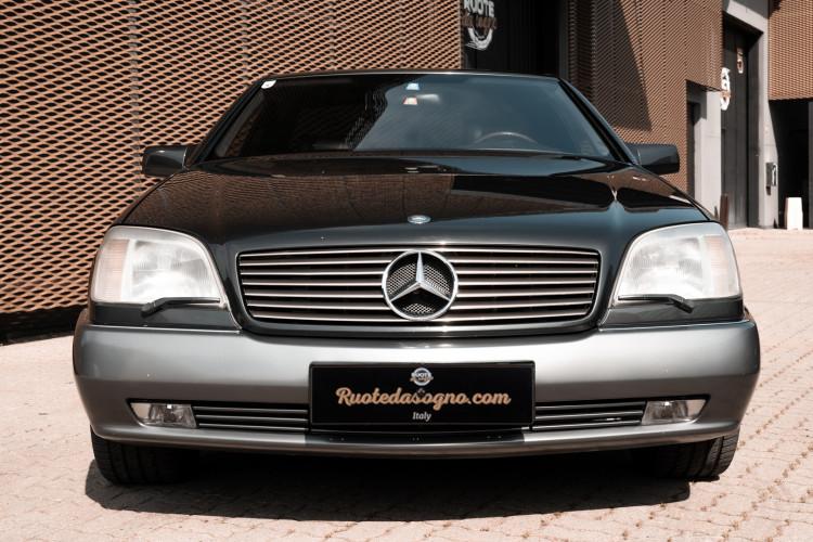 1994 Mercedes-Benz S 600 Coupé 1