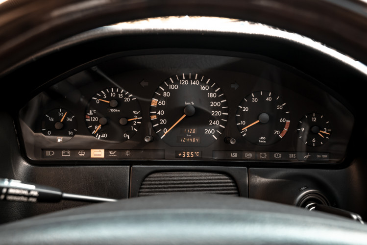 1994 Mercedes-Benz S 600 Coupé 26