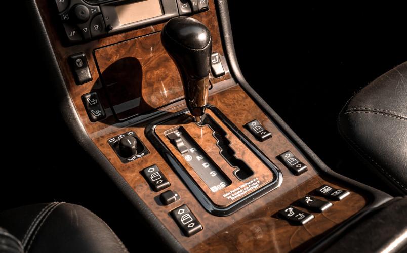 1994 Mercedes-Benz S 600 Coupé 27