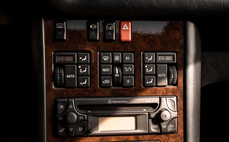 1994 Mercedes-Benz S 600 Coupé 28