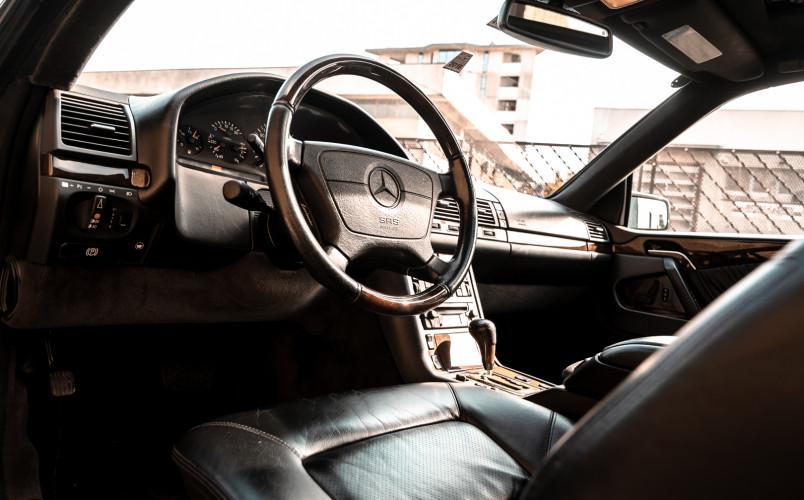 1994 Mercedes-Benz S 600 Coupé 21