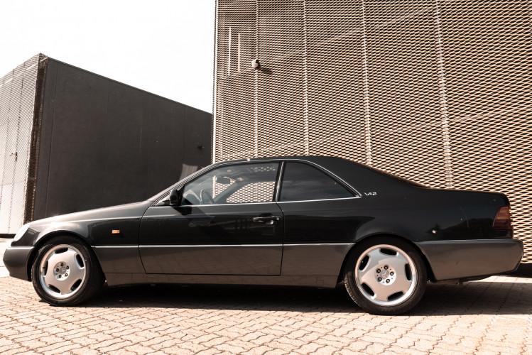 1994 Mercedes-Benz S 600 Coupé 7