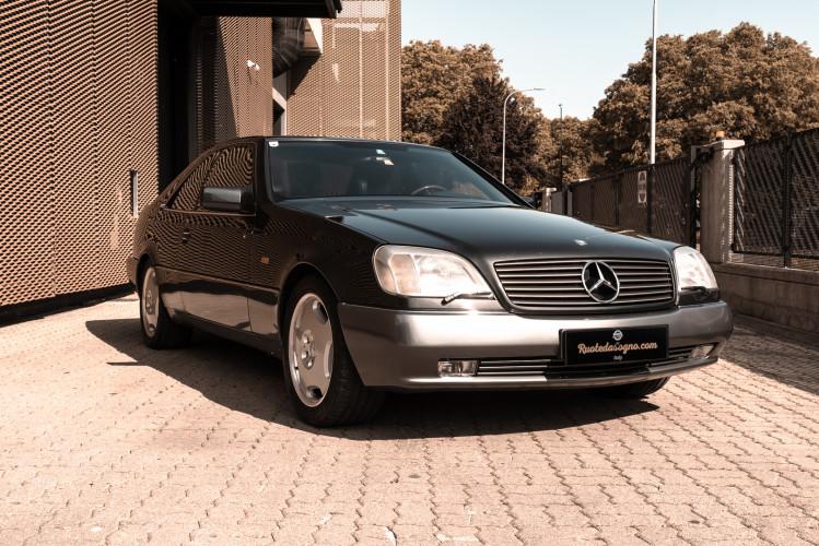 1994 Mercedes-Benz S 600 Coupé 0
