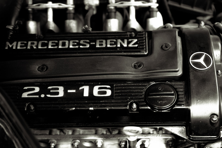 1985 Mercedes-Benz 190E 2.3-16 30
