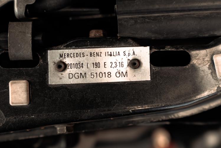1985 Mercedes-Benz 190E 2.3-16 34