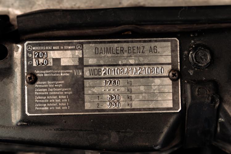1985 Mercedes-Benz 190E 2.3-16 35