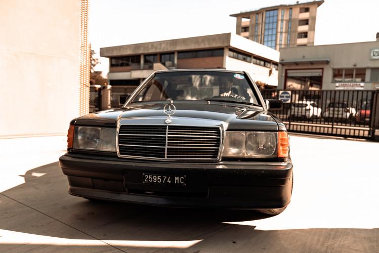 1985 Mercedes-Benz 190E 2.3-16 36
