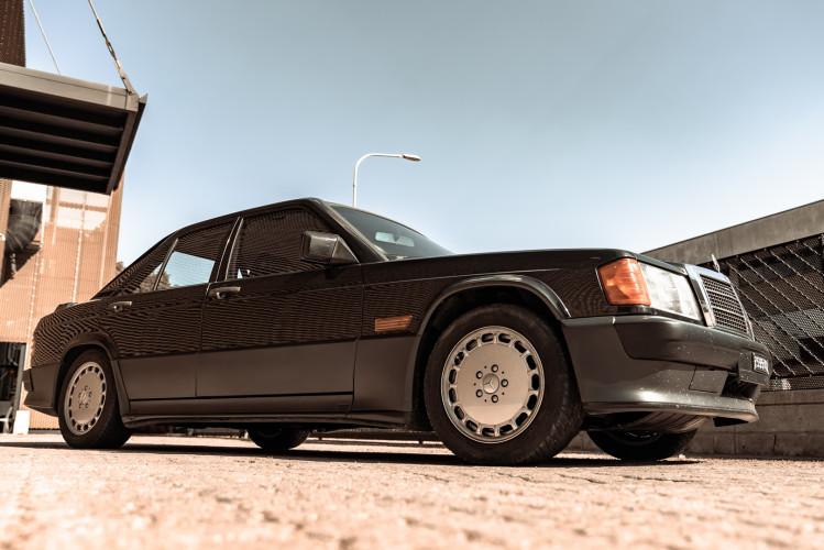 1985 Mercedes-Benz 190E 2.3-16 5