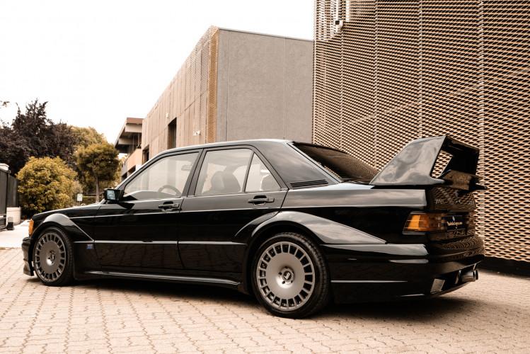 1985 Mercedes-Benz 190E 2.3-16 8