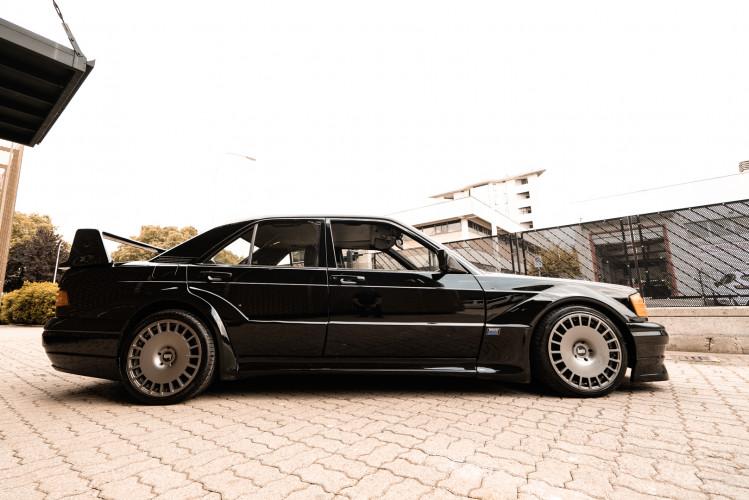 1985 Mercedes-Benz 190E 2.3-16 2