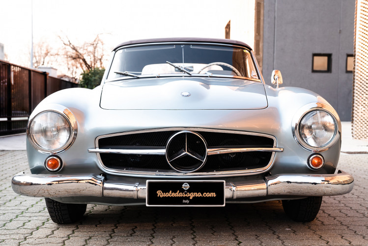 1956 Mercedes-Benz 190 SL 4