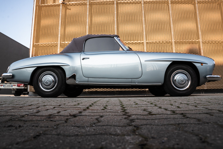 1956 Mercedes-Benz 190 SL 6