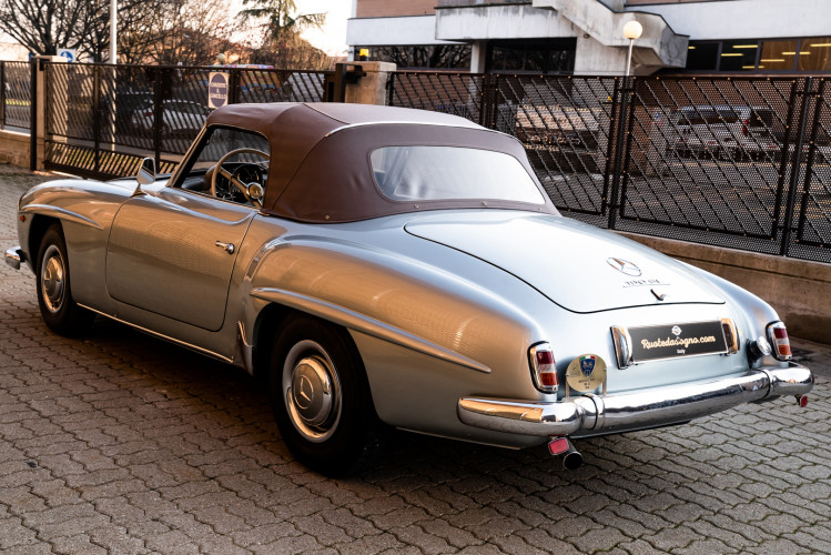 1956 Mercedes-Benz 190 SL 2