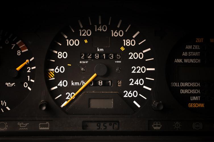 1992 Mercedes-Benz 500 E 13