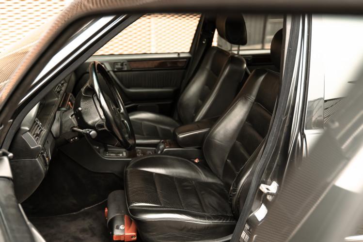 1992 Mercedes-Benz 500 E 9