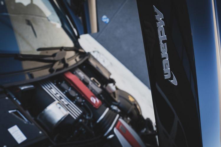 2004 Mercedes-Benz SLR McLaren 9