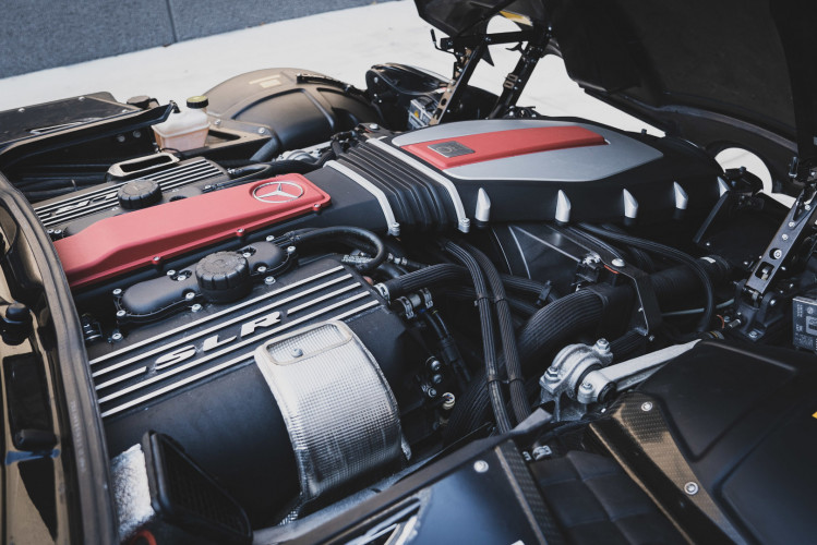 2004 Mercedes-Benz SLR McLaren 15