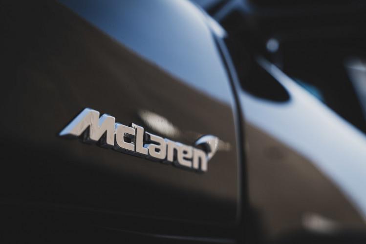 2004 Mercedes-Benz SLR McLaren 24