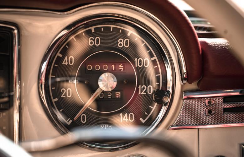 1966 Mercedes-Benz SL 230 Pagoda 30