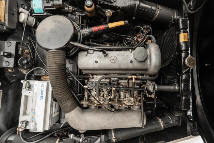 1958 Mercedes-Benz 190 SL 44