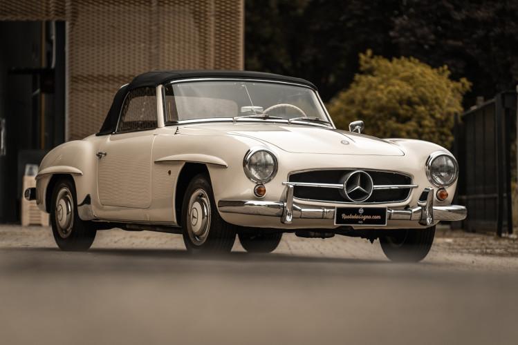 1958 Mercedes-Benz 190 SL 0