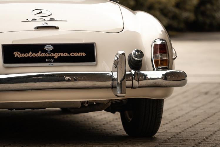 1958 Mercedes-Benz 190 SL 15