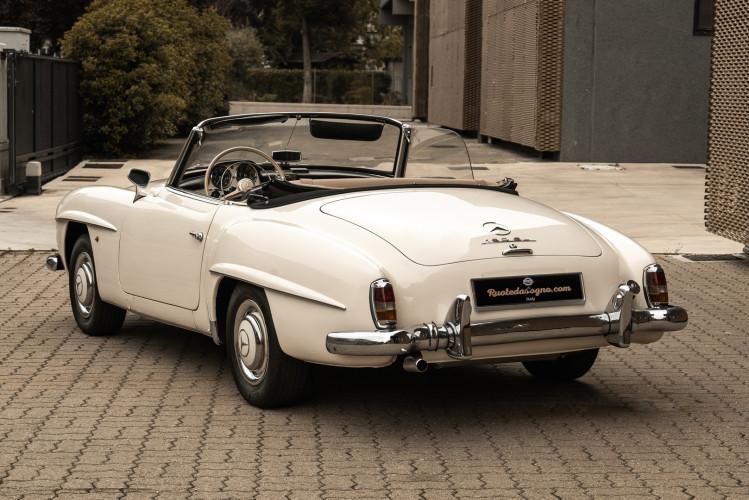 1958 Mercedes-Benz 190 SL 8