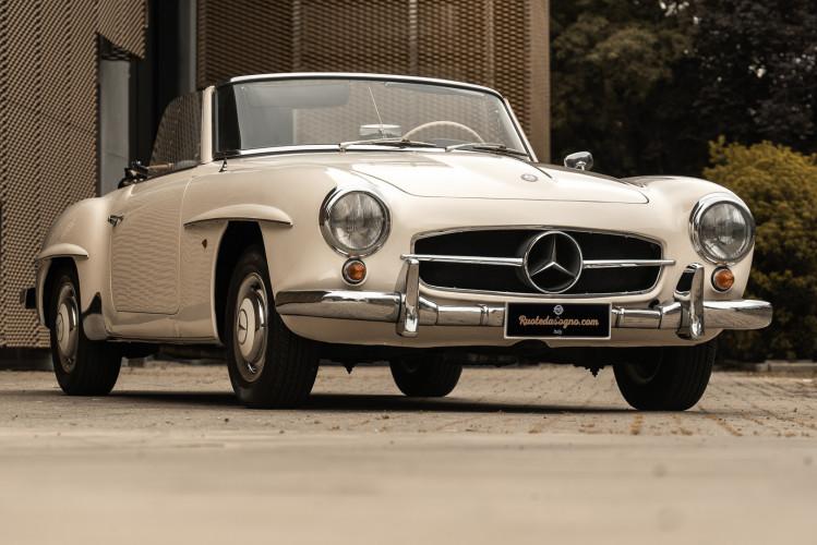 1958 Mercedes-Benz 190 SL 2