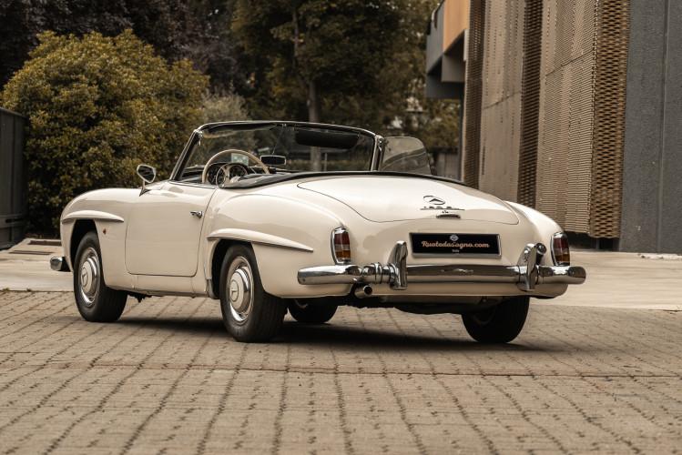 1958 Mercedes-Benz 190 SL 3