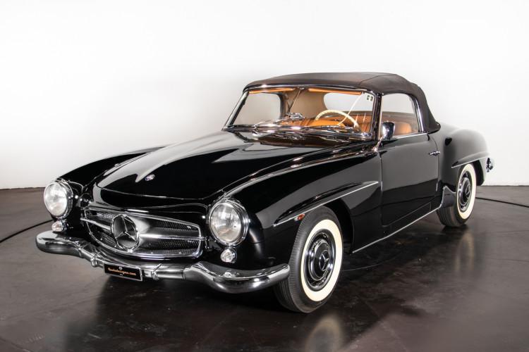 1961 Mercedes-Benz 190 SL 8