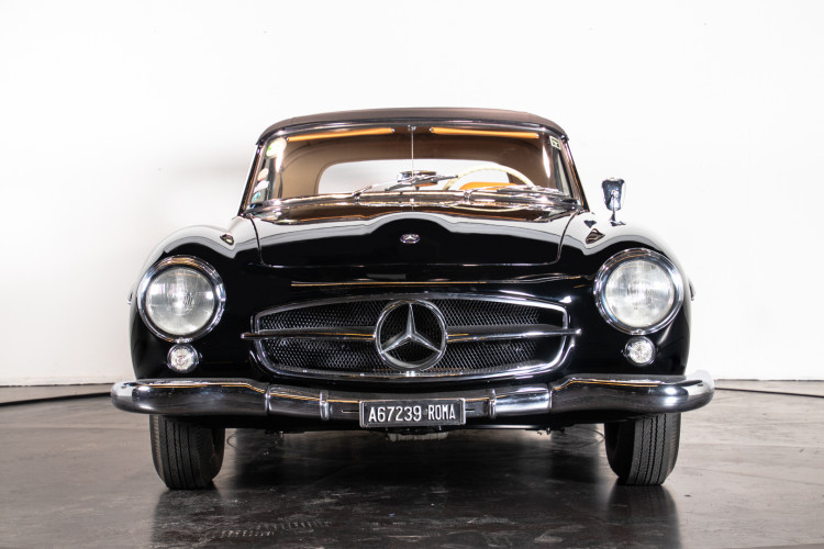 1961 Mercedes-Benz 190 SL 26