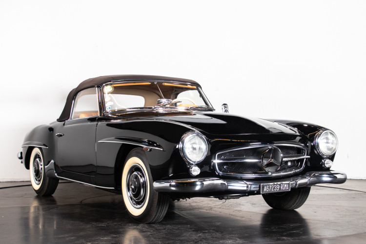 1961 Mercedes-Benz 190 SL 3