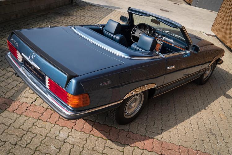 1979 Mercedes-Benz SL 500 10