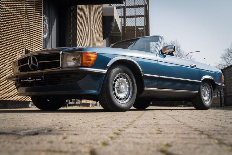 1979 Mercedes-Benz SL 500 8