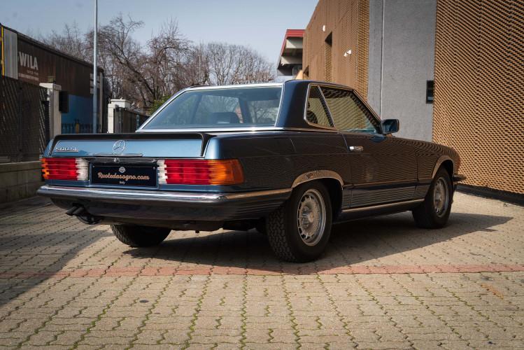 1979 Mercedes-Benz SL 500 1