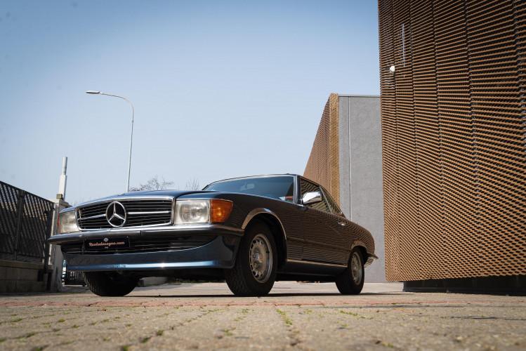 1979 Mercedes-Benz SL 500 2