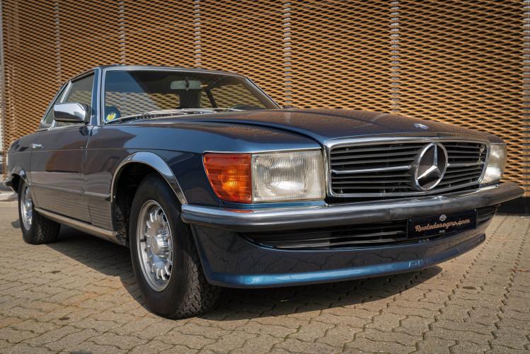 1979 Mercedes-Benz SL 500 4